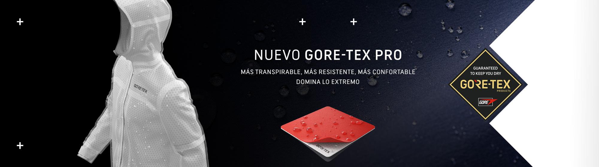 Nuevo Gore-Tex Pro