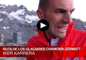 Iker Karrera. Chamonix-Zermatt