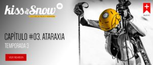 Revista Kissthesnow. Ataraxia. Capítulo 3. Temporada 3