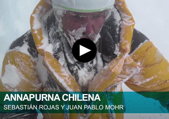 Annapurna-Chilena - Sebastian Rojas y Juan Pablo Mohr
