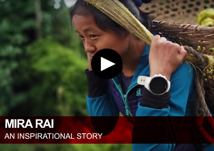 Mira Rai. An inspirational story