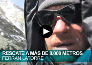 Ferran Latorre. Rescate en el Everest 2012