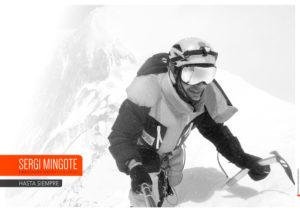 Homenaje a Sergi Mingote