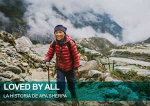 Loved by All. Apa Sherpa
