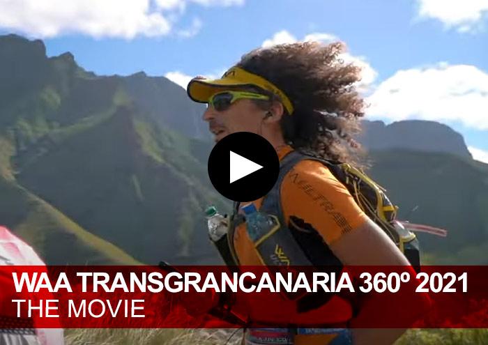 WAA Transgrancanaria 360º 2021 - The movie