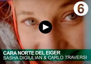 Sasha DiGiulian- Eiger