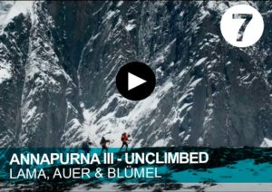 Annapurna Lama, Auer, Blumel