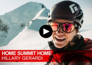 Hillary Gerardi Mont Blanc Black Diamond