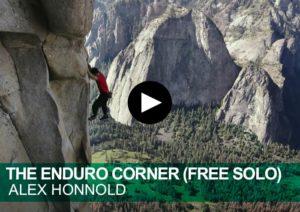 The Enduro Corner. Free-Solo. Alex-Honnold