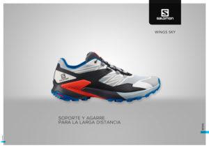 Salomon Wings Sky & Reelax Moc 5.0