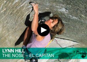Lynn Hill. The Nose – El Capitan