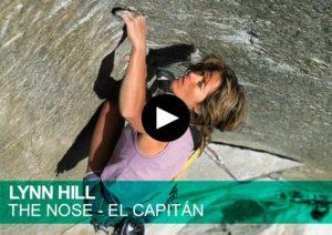 Lynn Hill. The Nose – El Capitán