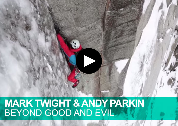 Mark Twight & Andy Parkin. Beyond Good and Evil