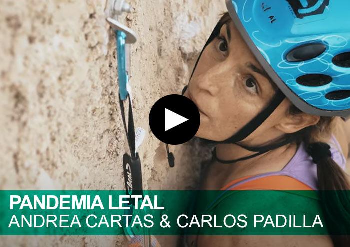 Pandemia Letal. Andrea Cartas & Carlos Padilla
