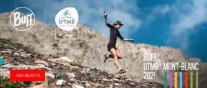 Revista BUFF - UTMB 2021 by Kissthemountain