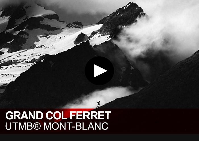 Grand-Col-Ferret. Alexis Berg. UTMB