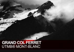 Grand Col Ferret. Alexis Berg. UTMB. Strava