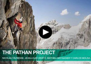 The Pathan Project. Nicolas Favresse, Mathieu Maynadier, Carlos Molina y Jean-Louis Wertz
