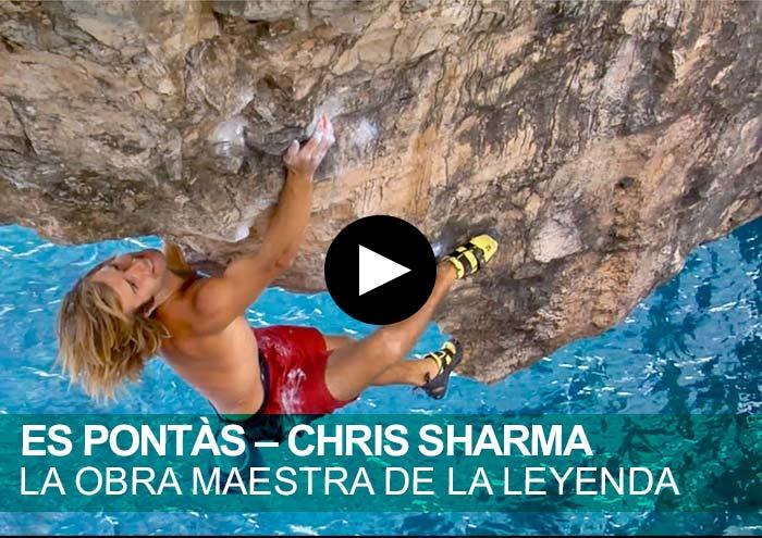Es Pontàs – Chris Sharma. La obra maestra de la leyenda
