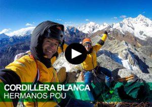 Hermanos Pou. Cordillera Blanca