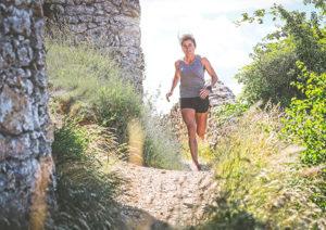 Trail running by CimAlp. Kissthemountain