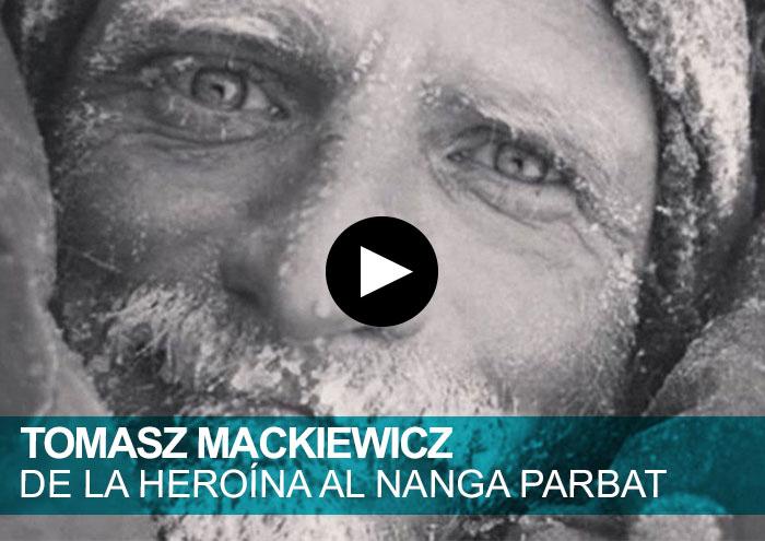 Tomasz Mackiewicz, de la heroína al Nanga Parbat