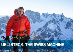 Ueli Steck The Swiss Machine