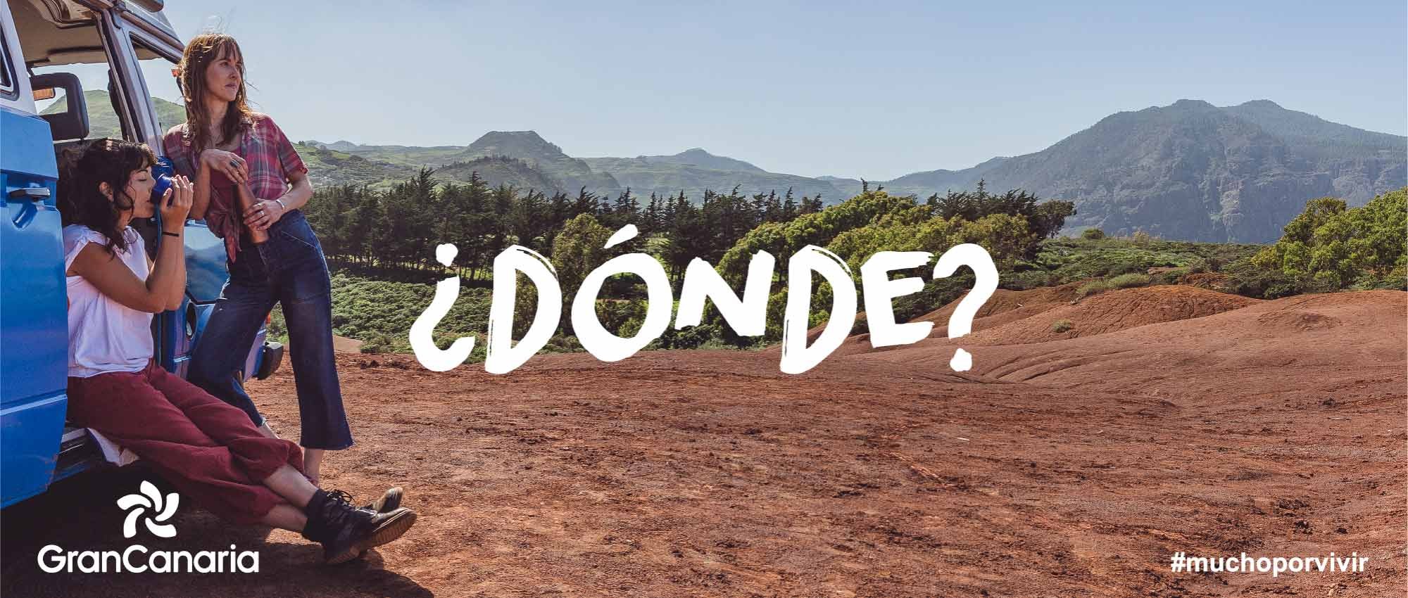 Gran Canaria. ¿Dónde? Kissthemountain