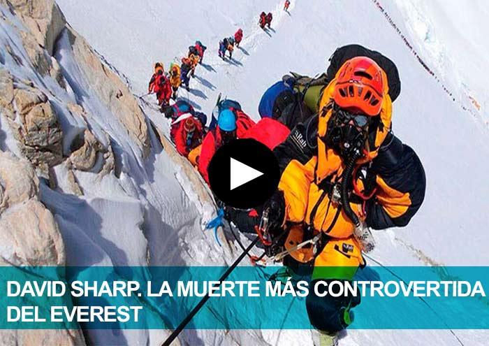 David Sharp. La muerte más controvertida del Everest