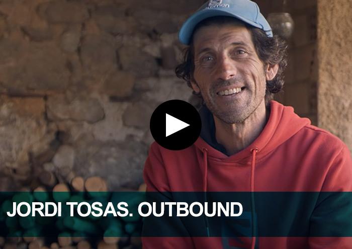 Jordi Tosas. Outbound. Salomon