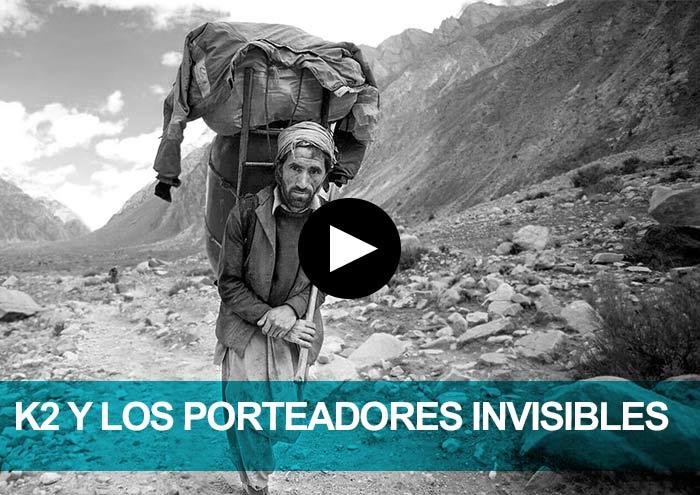 K2 y los porteadores invisibles
