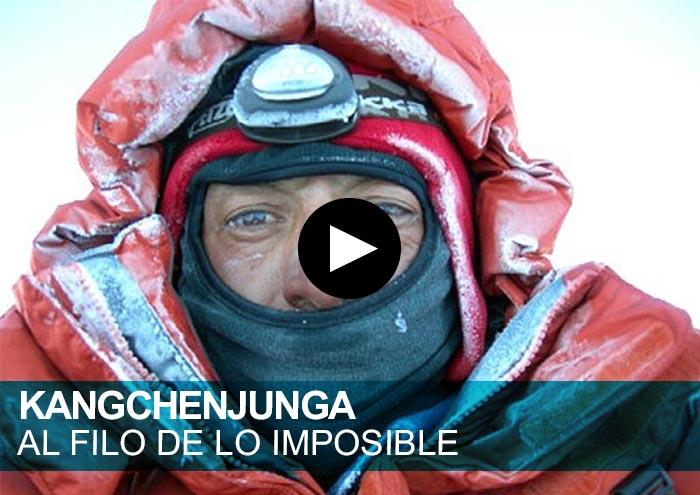Kangchenjunga. Al filo de lo imposible